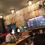 71493525 - 170811金 東京 魚三酒場新小岩店 店内
