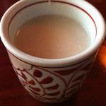 甘酒茶屋 - ノンアル甘酒400円