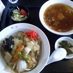 供味 - 中華飯ワンタン
