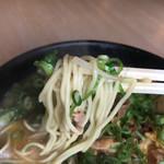 蘭蘭 - 麺リフト