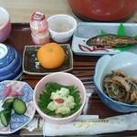 南郷温泉共林荘 - 朝食