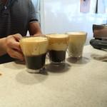 ベトナムカフェ エッグコーヒー -