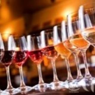 フリーフローも充実♪美酒とお料理と会話を楽しむ大人の空間。