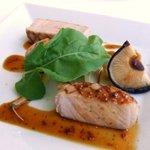 715675 - トリアノン 肉料理(ホエー豚のグリル)