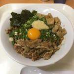 in EZO - 札幌まぜそば972円