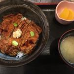 71502070 - 半盛り豚丼   660円
