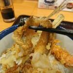 天丼てんや 恵比寿店 - 小さなめごち。