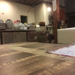 ソウルフードカフェ カモメ - 雰囲気が好き
