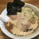 蔵運 麺太郎 - 塩ラーメン(750円)