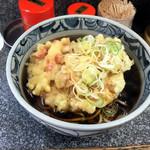 ひさご - 天ぷらそば340円