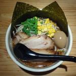 らぁ麺屋 麺輝 - 料理写真:特製味噌