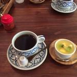 ワルン ジャムカレット - デザート&コーヒー