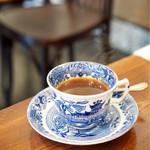 Little chef - コーヒー¥600             コーヒーは奥沢のオニバスコーヒーさんのもの             フレッシュな香りがして美味しかったです