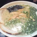 しんせん - 支那麺@650円