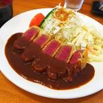洋食の藤 - 牛ヒレビフカツ