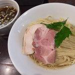 銀座 朧月 - 【8/15まで】醤油つけ麺・大盛(850円)