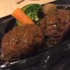 炭焼きレストランさわやか - 料理写真:げんこつハンバーグ①