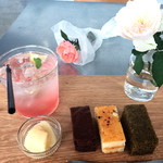 ワバラ カフェ - 料理写真:WABARAの森 焼き菓子セット