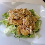 キッチンピーナッツ - 小エビのフリットマヨネーズサラダ
