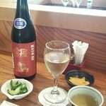71512344 - 鍋島の赤磐雄町と美味しいお漬物!