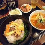 韓ちゃんね - 韓ちゃん定食
