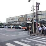 つくば本店 - 大宮駅。