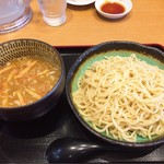 麺屋酒房 喜凛 - 濃厚豚骨魚介つけそば ¥780