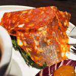 ファーム トゥー テーブル デ サリータ - 前菜
