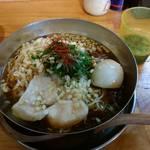 中華そば de 小松 - ぶっかけ煮干し涼麺