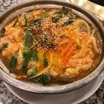 大倉山 - チゲ鍋
