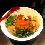 麺処 夏海 - 料理写真:赤羽まぜそばZ(仮)