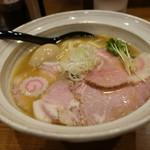麺屋NOROMA - ☆レアチャーシューがキラリ(●^o^●)☆