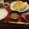 みそかつのかつ匠 - 料理写真:天ぷら定食