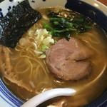 鶏口 - 塩そば(700円)