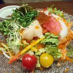 71519819 - 海鮮魚介サラダ