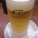 三葉寿司 - この発泡酒が400円!