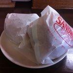 いっきゅう - 佐用バーガーとミンチカツバーガー