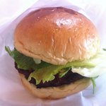 いっきゅう - ハンバーガー