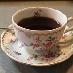 くわ焼 匠 - 食後のコーヒー