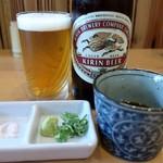 片町 弥ひろ - 瓶ビール、