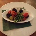 牡蠣と地中海料理 ALEGRIA - オリーブ