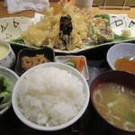 魚國 - 上天ぷら膳