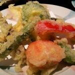 ふるさと - 夏野菜の天ぷら盛