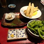 唐橋茶屋 - ちょい飲みセット