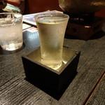 唐橋茶屋 -  飛良泉グラス
