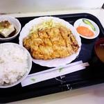 中国の家庭料理さとみ - 料理写真:チキン南蛮定食:600円
