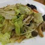 中華 長太郎飯店 - 野菜炒め