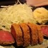 金澤牛かつ小林 - 料理写真:牛カツB定食(並)1400円