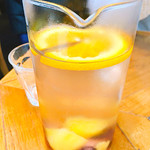 METoA Cafe & Kitchen - Detox Water