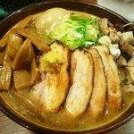 虎龍 - 味噌(全部のせ) 1150円
